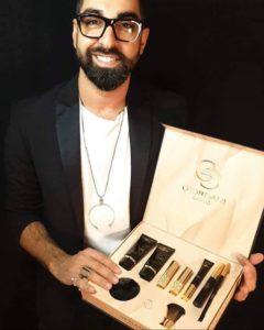 ΠΑΝΑΓΙΩΤΗΣ ΚΑΡΑΚΑΣΗΣ αντρες makeup artists