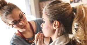 ταχύρυθμα μαθήματα μακιγιάζ