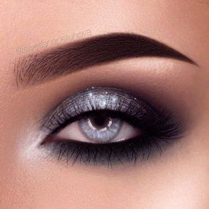σκιές ματιών για γκρι μάτια