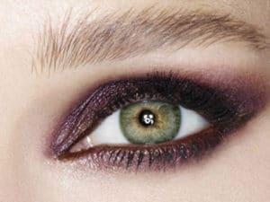 σκιές ματιών για πράσινα